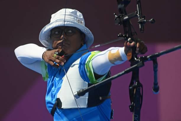 JPN: Archery - Olympics: Day 1