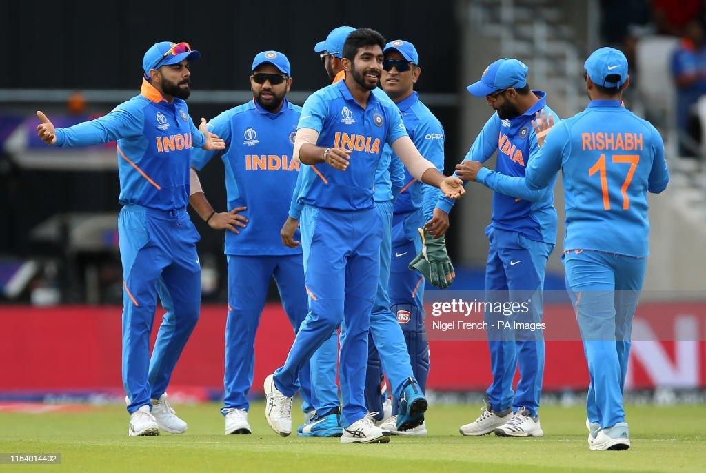 Sri Lanka v India - ICC Cricket World Cup - Group Stage - Headingley : News Photo