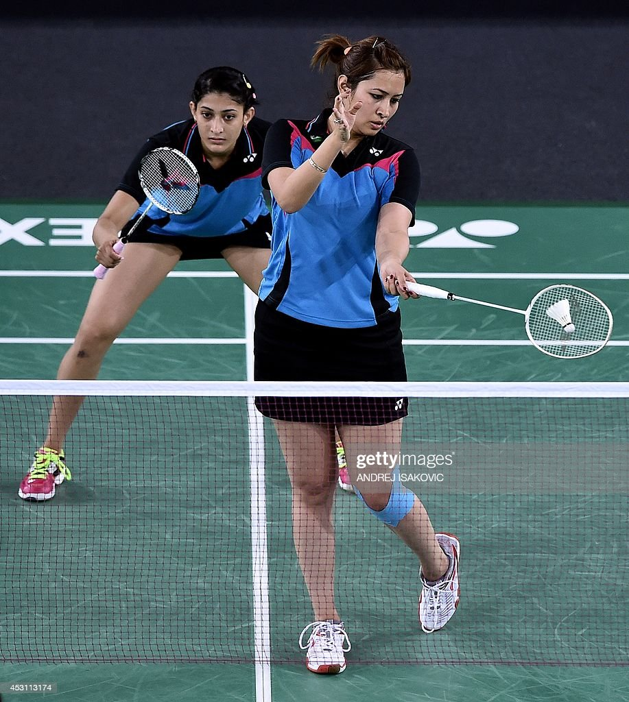 CGAMES-2014-BADMINTON : News Photo
