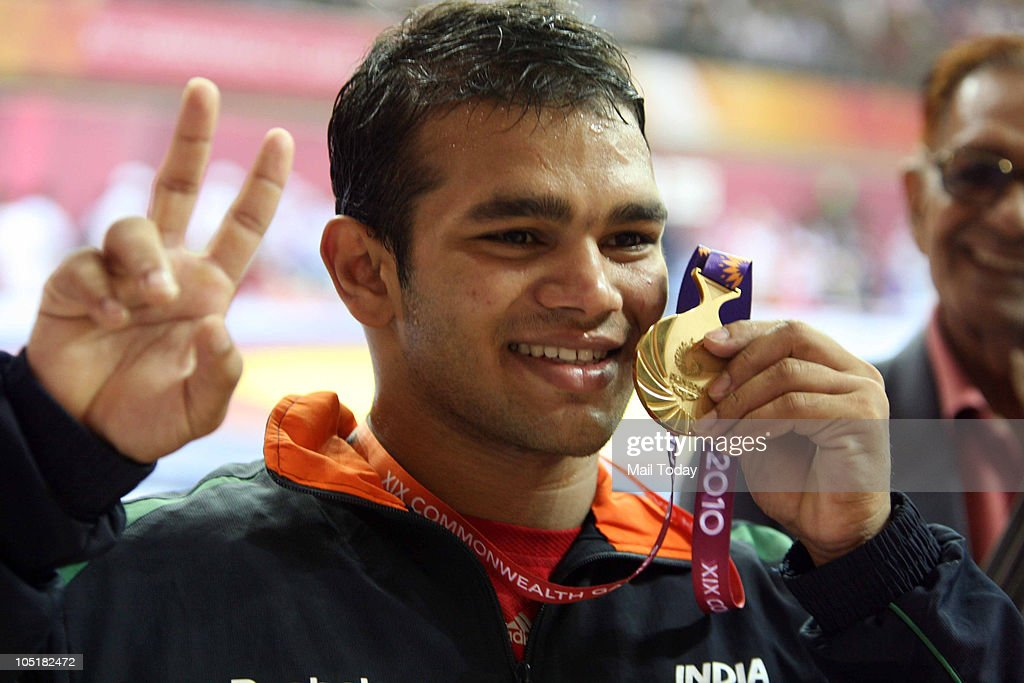 Commonwealth Games 2010 In Delhi : News Photo