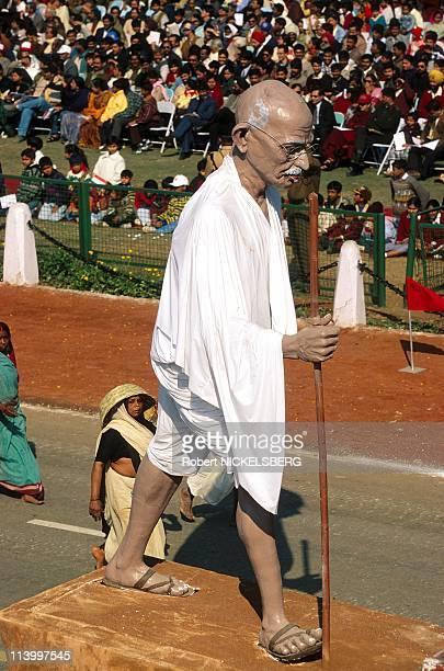 India's Republic Day In New Delhi, India On January 26, 1998.