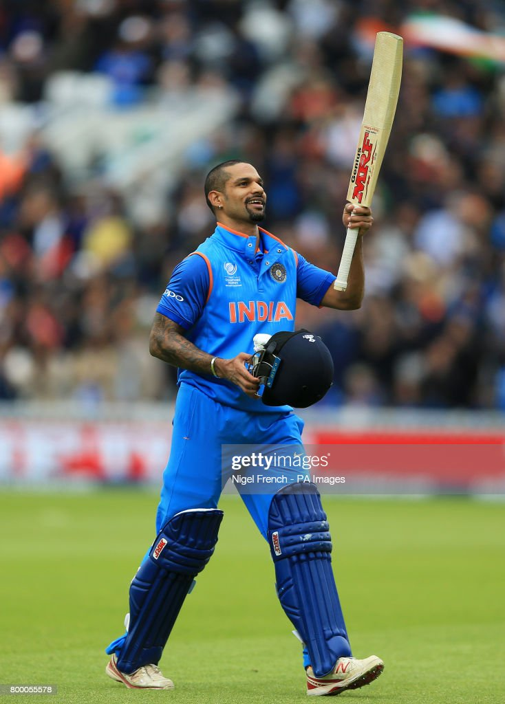 India v Sri Lanka - ICC Champions Trophy - Group B - The Oval : News Photo