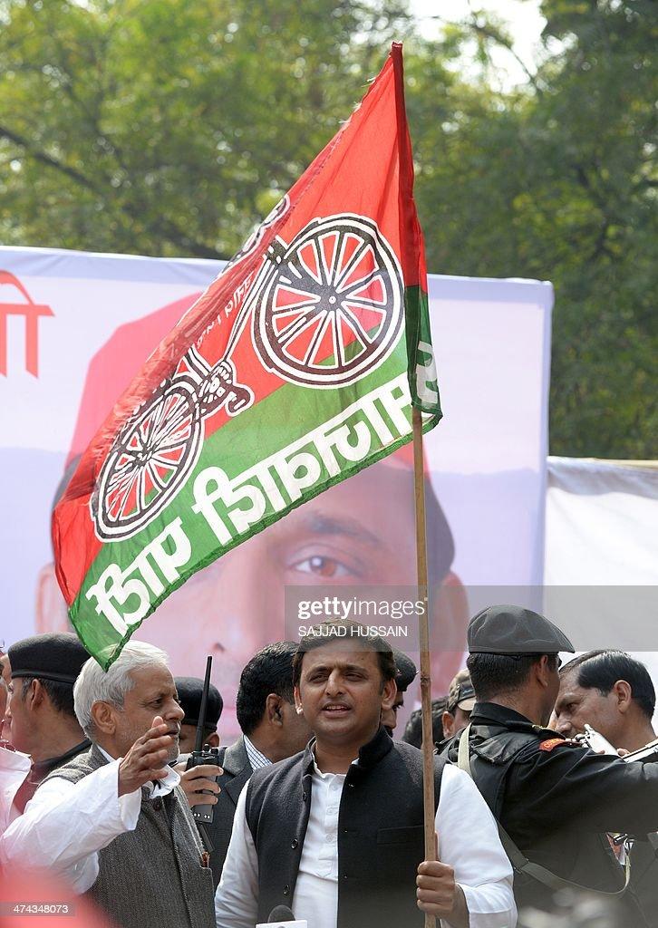 INDIA-VOTE-YADAV-CAMPAIGN  : News Photo