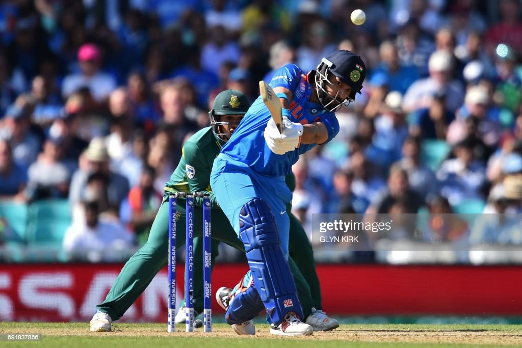 CRICKET-CT-2017-RSA-IND : News Photo