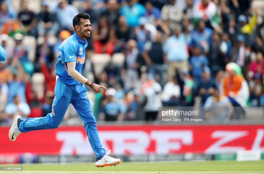 South Africa v India - ICC Cricket World Cup - Group Stage - Hampshire Bowl : News Photo