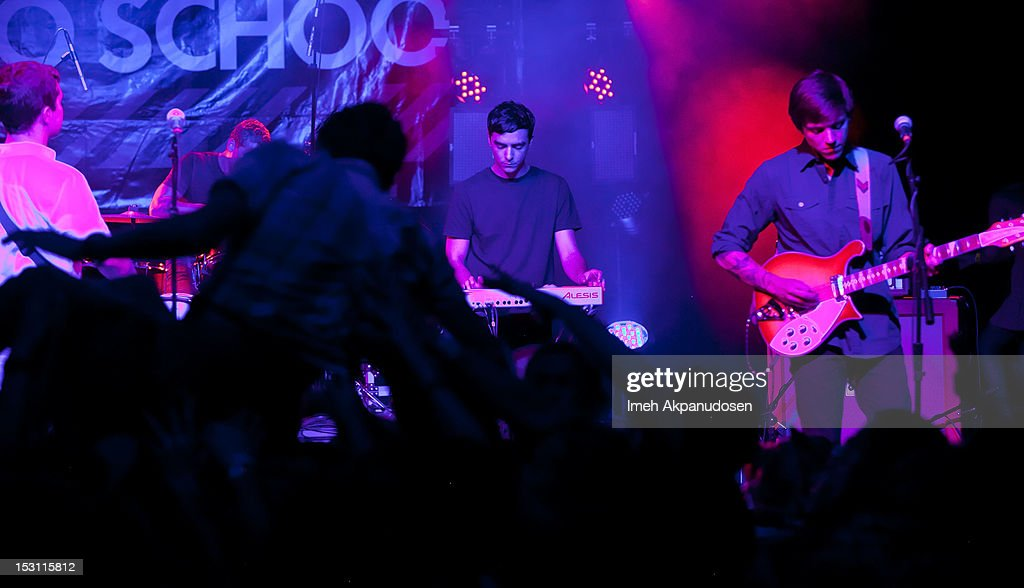 """Hurley Rocks You Back To School"" With Surfer Blood"