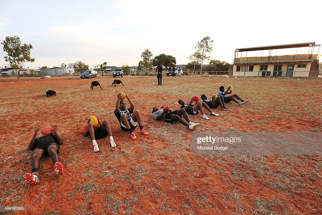 Santa Teresa Football Club Training Session : News Photo