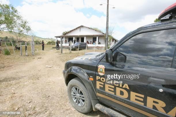 バイアの先住民族 - 連邦警察 ストックフォトと画像