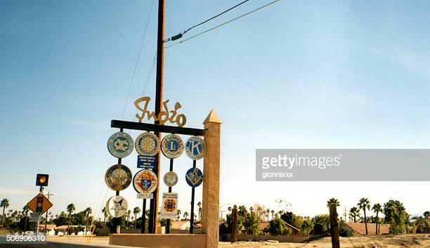 indio, southern california - indio california stock pictures, royalty-free photos & images