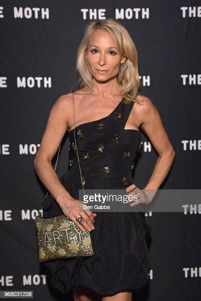 Indira Cesarine attends The Hatter's Mad Tea Party 2018 Moth Ball at Capitale on June 5 2018 in New York City