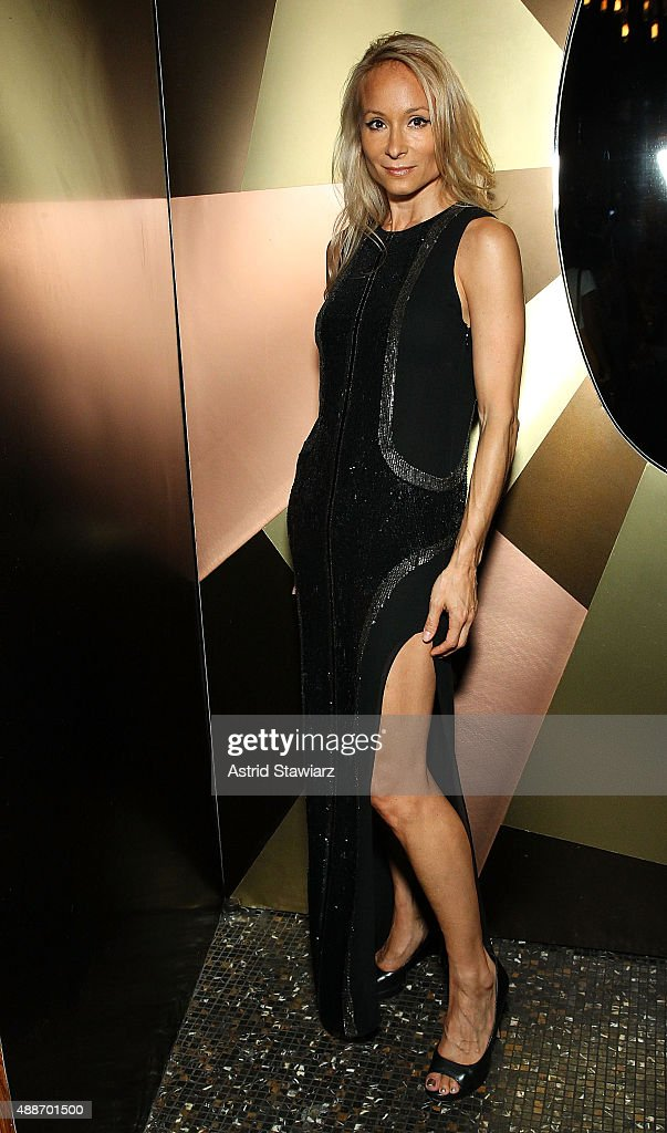 Indira Cesarine attends The Untitled Magazine Celebrates The #GirlPower Issue at Haus on September 16, 2015 in New York City.