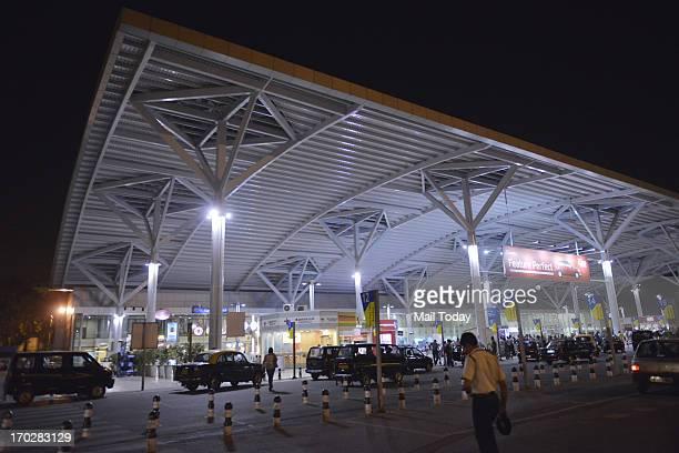 Indira Gandhi domestic airport parking in New Delhi