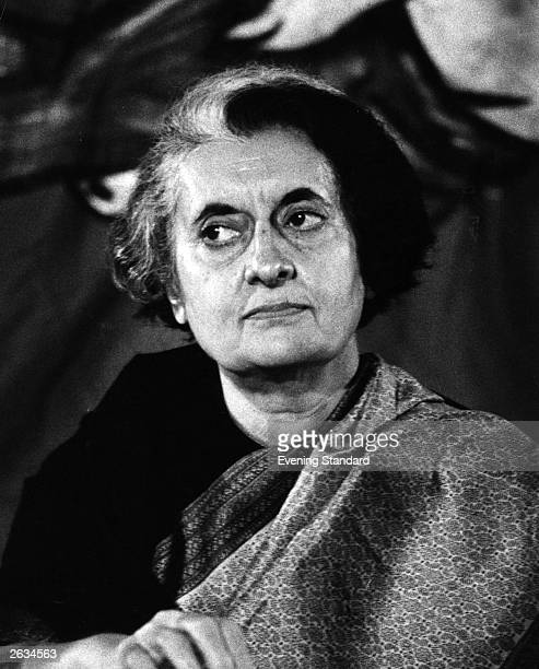 Indira Gandhi Indian politician and daughter of Nehru She was assassinated in 1984 by members of her Sikh bodyguard