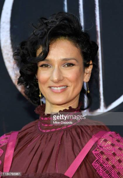 Indira Varma attends the Game Of Thrones season 8 premiere on April 3 2019 in New York City
