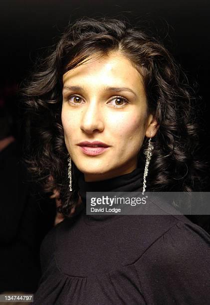 Indira Varma during HBO's Rome London Premiere at UGC Trocadero in London Great Britain