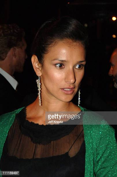 Indira Varma during HBO's Rome Los Angeles Premiere After Party in Los Angeles California United States