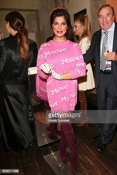 Indira Weis during the New Faces Award Style 2016 at 'The Grand' on November 16 2016 in Berlin Germany