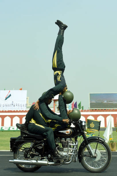 IND: 60th Foundation Day Of ITBP