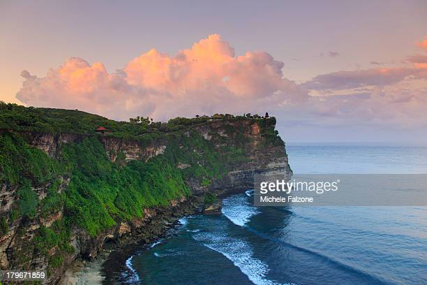 Indonesia, Bali, Cliff Temple