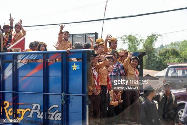 Indonesia Java Timur Kabany Banyuwangi Kalibaru is situated in the mountainous region of Ostjava