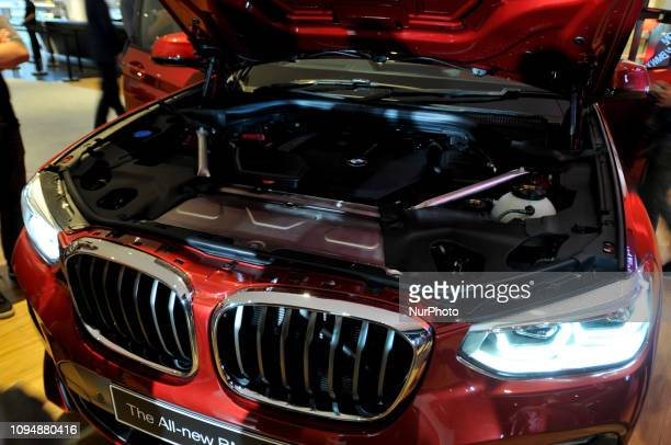 BMW Indonesia officially released the latest Sport Activity Coupe variant from the All New BMW X4 in Jakarta in February 2019 The BMW X4 xDrive30i M...