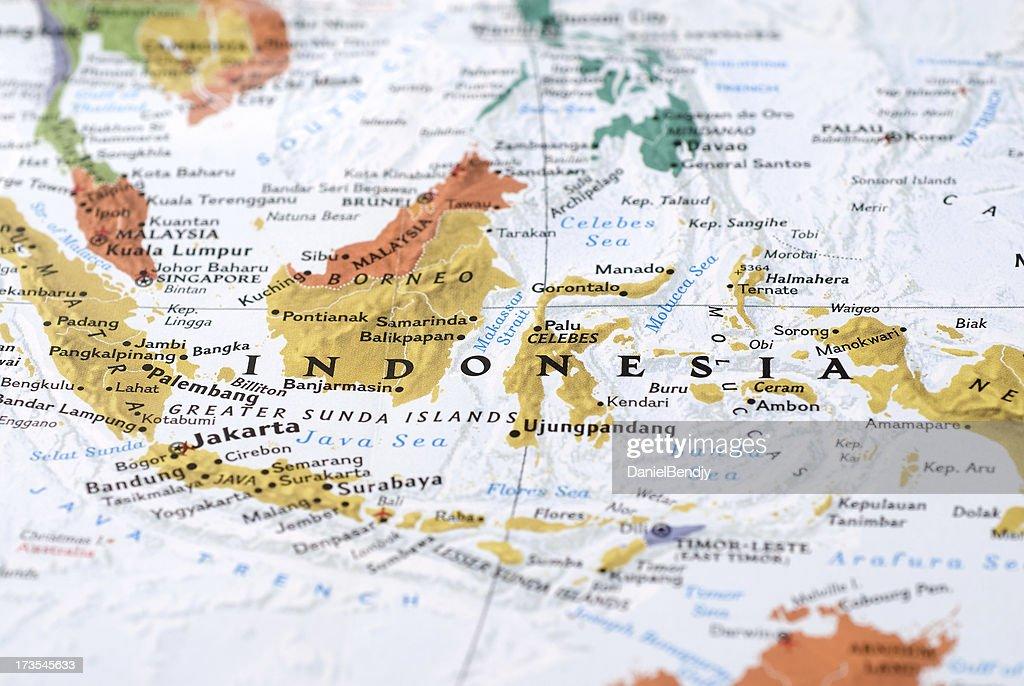 Indonesia : Stock Photo