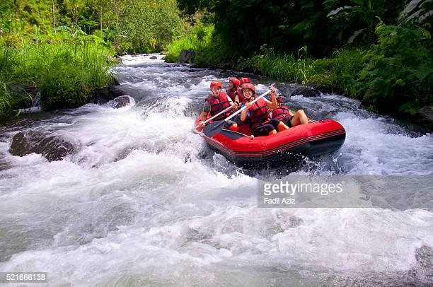 Indonesia Rafting