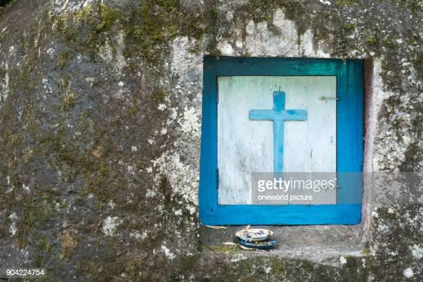 Indonesia Sulawesi Selatan Toraja Utara rock tombs rock tombs death cult