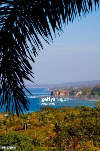Indonesia, Sumba island, view of the Est coast