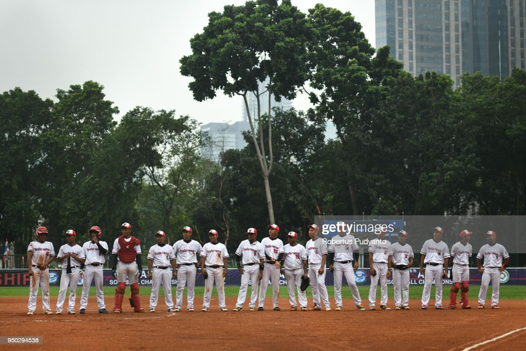 10th Asian Men's Softball Championship