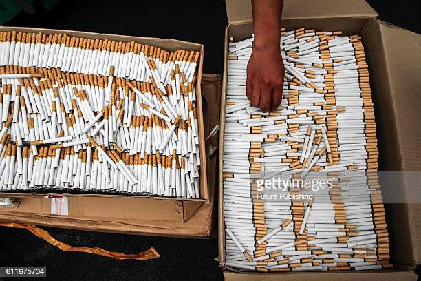 Indonesia to raise its cigarette excise tax by an average of 105 per cent next year to safeguard the health of the public on September 30 2016 in...