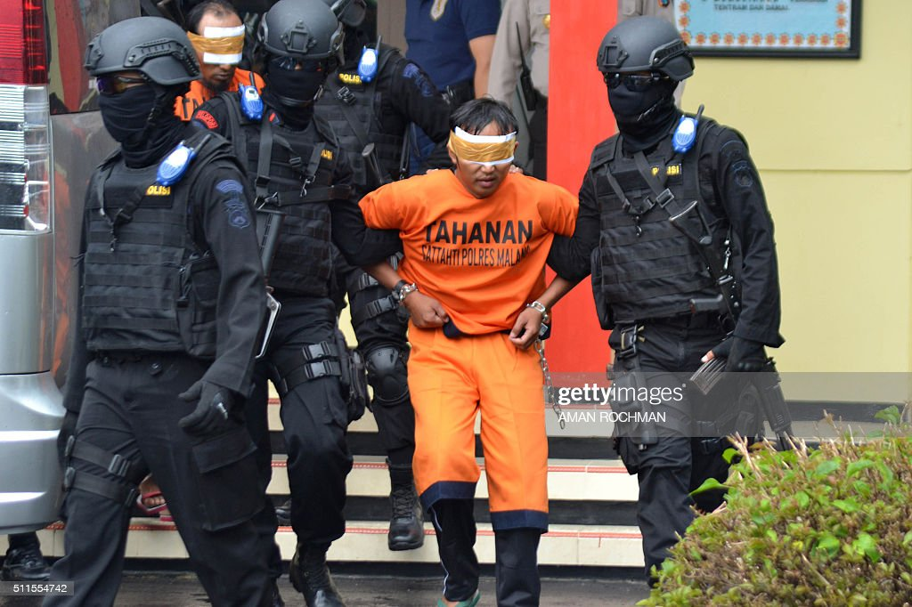 INDONESIA-ATTACKS : News Photo