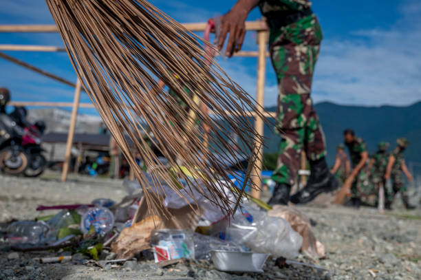 IDN: Plastic Waste In Indonesia