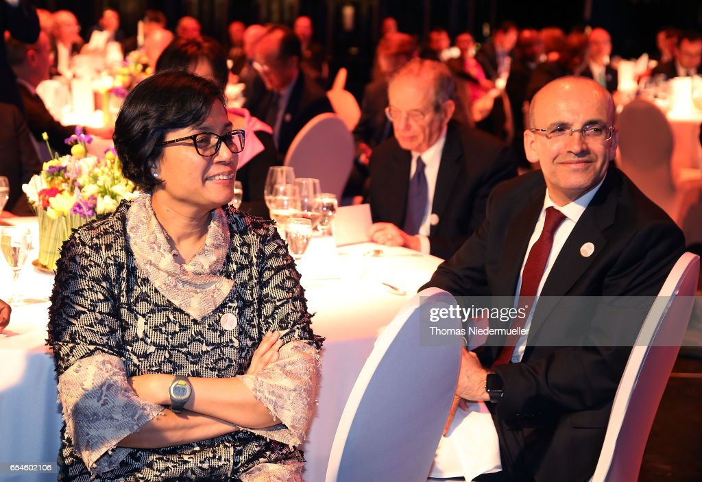 G20 Finance Ministers Meet In Baden-Baden