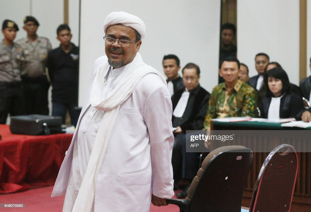 INDONESIA-RELIGION-ISLAM-POLITICS : News Photo