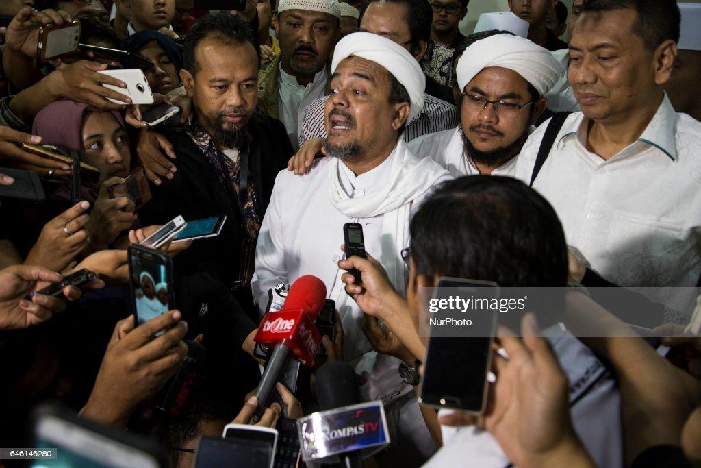 Ahok Blasphemy Case : News Photo