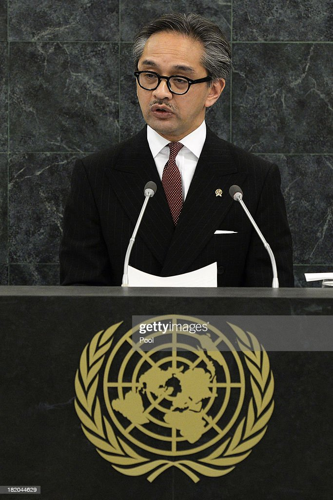 68th Session Of The United Nations General Assembly Continues