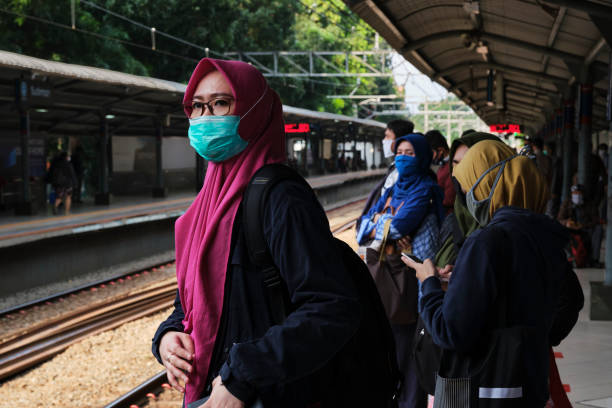 IDN: Indonesia Impose Restrictions As Coronavirus Cases Rise