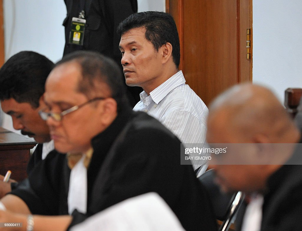 Indonesian police officer wiliardi wizar pictures getty images indonesian police officer wiliardi wizar c attends at the south jakarta court on november jeuxipadfo Choice Image