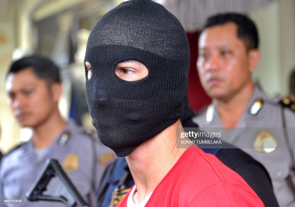 INDONESIA-US-CRIME : News Photo