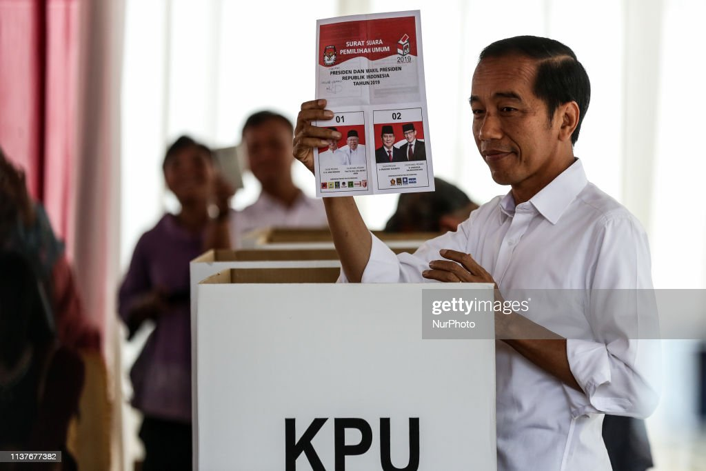 IDN: Indonesian Presidential Election 2019