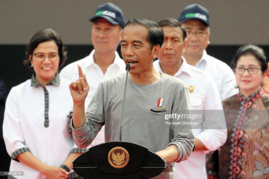 IDN: Jakarta MRT Opening Ceremony