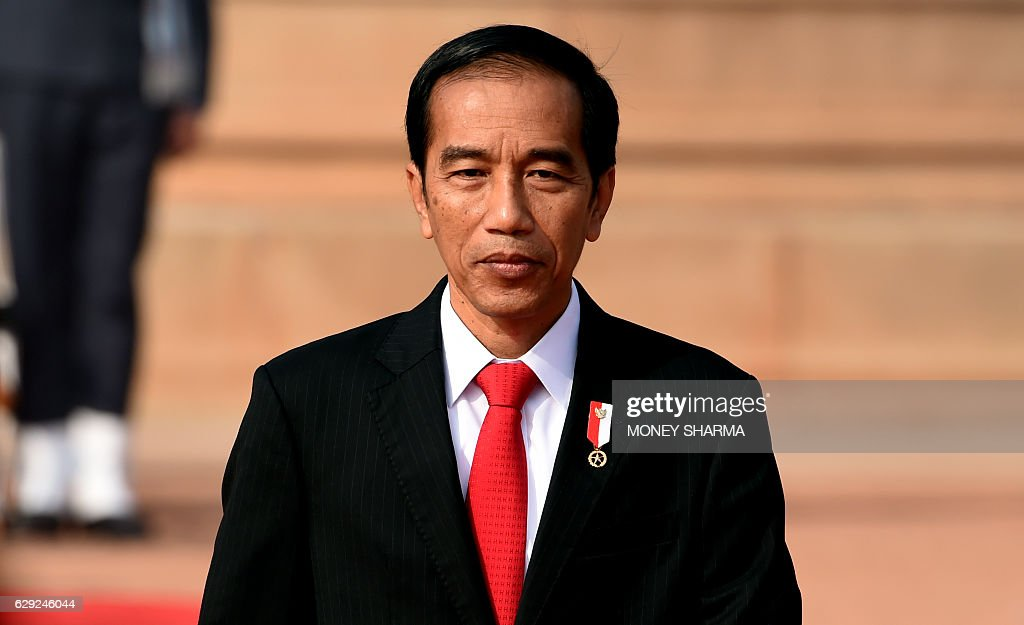 INDIA-INDONESIA-DIPLOMACY : Nachrichtenfoto