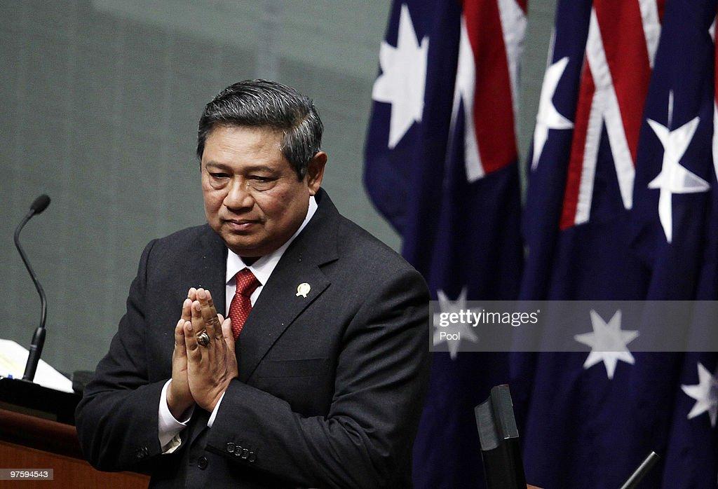 Susilo Bambang Yudhoyono Visits Australia - Day 2