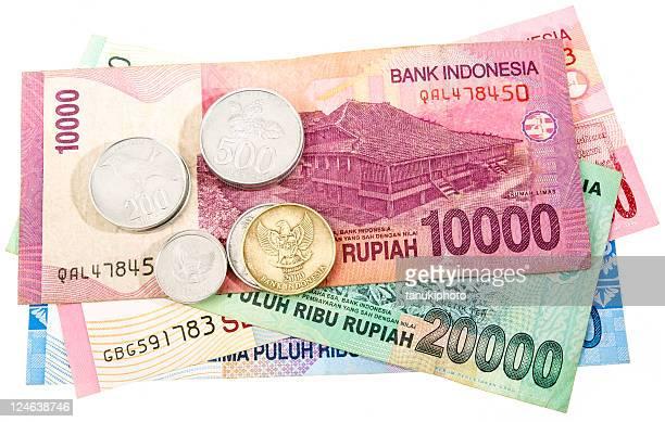 Indonesian Rupiahs