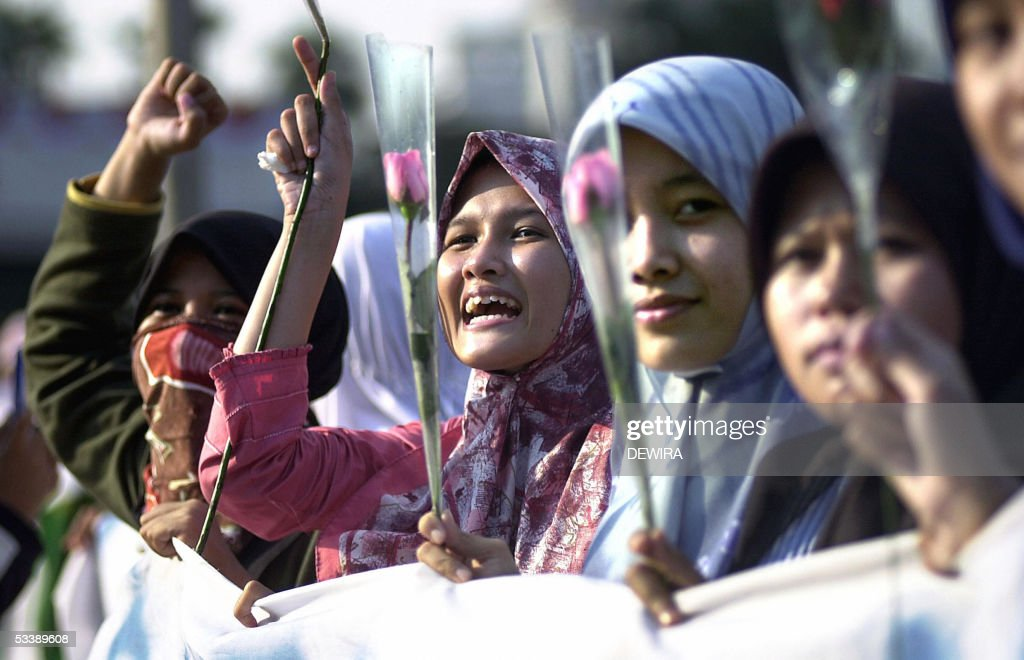 Banda Aceh Peace Agreement Signed Photos And Images Getty Images