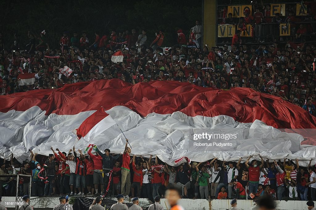 AFF U19 Cup - Final: Indonesia v Vietnam : News Photo