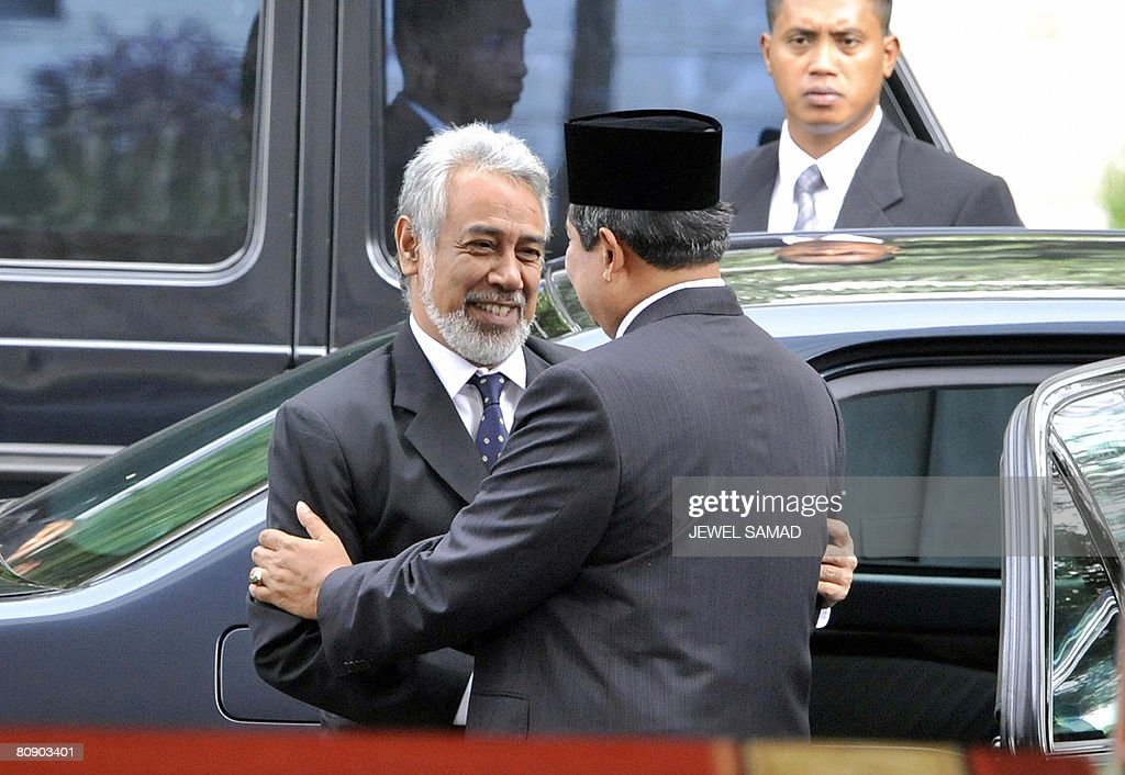 Indonesia's President Susilo Bambang Yud : News Photo
