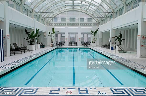 Indoor Atrium Swimming Pool