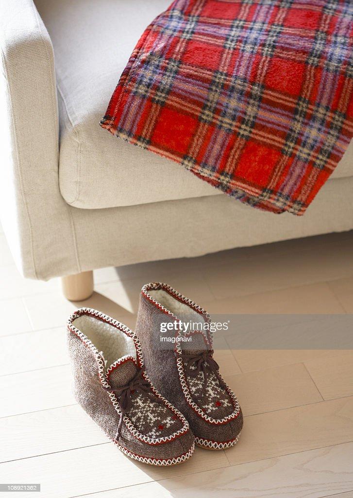 Indoor shoes : ストックフォト